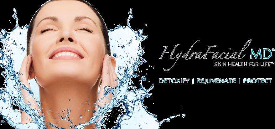 Hydrofacials